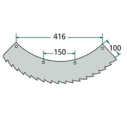 SKR7086 Pierścienie skrzyni biegów