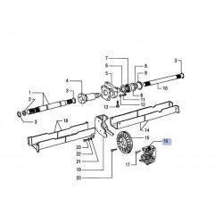 CNH01-84077392 zboża Klepisko New Holland CX880, CX860, CX840, CX820, CX8090, CX8080, CX8070, CX8060 CX8050 CX804 CX8030 CX780