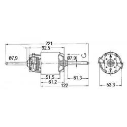 KLI1406 Zawór rozprężny klimatyzacji