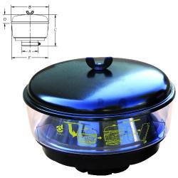 HYD1208 Pompa hydrauliczna 16+11 cm3