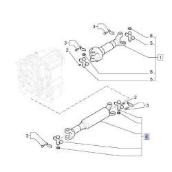 SPO9914 Pokrywa rozrządu