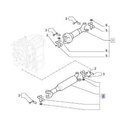 ELE7014 Elektrozawór rewersu Case