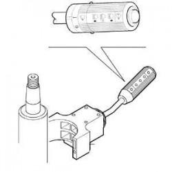 Pompa hydrauliczna w skrzyni Case XL, New Holland 89334C1, 89334C2, 89334C3