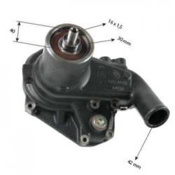 Przewód powietrza turbosprężarki intercolera Case Maxxum 100,110,115,120,125,130,135,140 Ford New Holland T6030, T6050, T6070 8