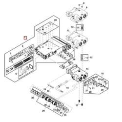 Rozrusznik Case, JX60,JX70,JX80 580ST 590ST 695ST NEW HOLLAND T4020, T4030, TD4020, TD4030, TD4040 TD5010, TD502