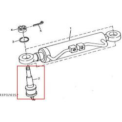 Końcówka kierownicza przegub drążek kierowniczy skrętu Claas,Scorpion 6030 7040 0013007180