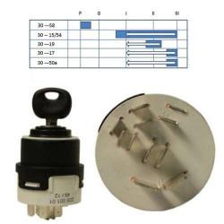 Szklanka szkło Odstojnik filtra paliwa czujnik JCB 531-70 540-70 Case mxm New Holland lb110 lb115 87840182 87801005 32/925708