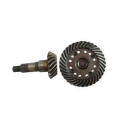 Pompa cieczy wodna wody Case, 580F, 580G 990 K207178, K262855