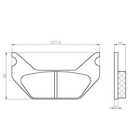 Wał napędowy przedniej osi kardana New Holland T6030, T6050, T6070 T7.170, T7.190 Steyr cvt 84479002, 87601964
