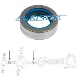 HYD1205 Pompa hydrauliczna 14+11cm3