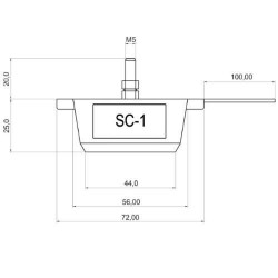 Elektrozawór półbiegów jazdy rewersu case 7120 MX135 CX100 MAGNUM 225 McCORMICK CX, MTX, XTX New Holland T8050 TG210 349295A1