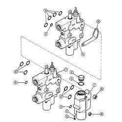 Pompa hydrauliczna Claas Dominator 118 108sl Comandor 116, 228 114 115 Mega 208 Jaguar 682 685 690 800 695, 680 181361 070603