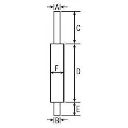 Uszczelniacze Zestaw naprawczy siłownika poziomowania Manitou MLT630 MLT634 MLT731 MT732 MT792 563180