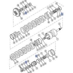 HYD1264 Pompa hydrauliczna Claas Ranault Axos