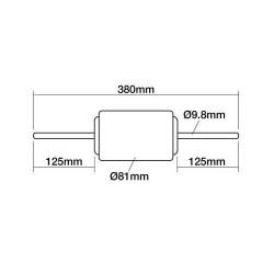 AKK4066 Klamka wewnętrzna Manitou MLT MT MRT 941510 549045