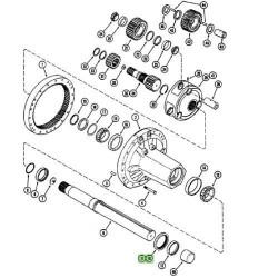 Tłok z pierścieniami Valtra Valmet Massey Ferguson 836659702, V836659702, V837086083