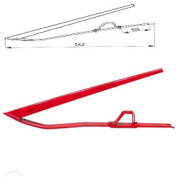 CH01-777199 Prowadnica palca nagarniacza Ø 16 mm