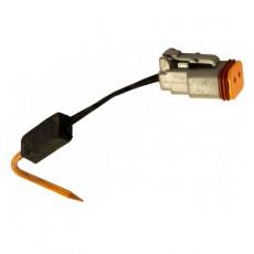 ELE4540 Potencjometr regulacji prędkości jazdy Case CVX 120, 130, 150, 170, 1135, 1145, 1155, 1170, 1190, 1195 New Holland VT1