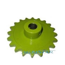 CI08-605791 Zębatka kątowa przekładni wysypu Z16
