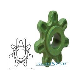 CS01-600117 Sito żaluzjowe dolne 760x1275mm