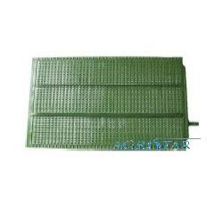 CS00-653307 Wałek odrzutnika słomy 1410mm