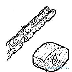 JE03-Z10620 Zębatka Z16