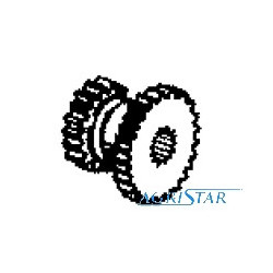 JE01-S52/SD/J2A Łańcuch podajnika
