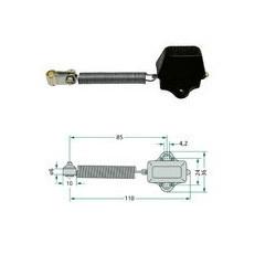 ELE5073 Włącznik przechylny EHR