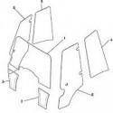 SUC2002 Termostat Case 580K 580SK 580SM 590SLE 590SM A77736 3972071 3917324