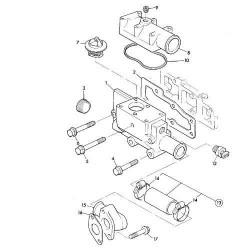 Klocki hamulcowe Renault ciągnik 61-12, 61-14, 68-12, 68-14, 75-12, 75-14, 80-12, 80-14, 95-12, 95-14 103-12, 103-14, 106-14, 11