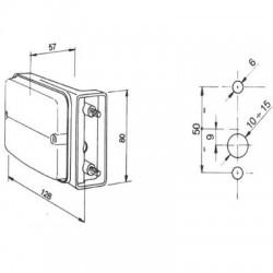 HAM4316 Cylinderek hamulcowy