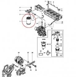 FPO4037 Filtr kabinowy zewnętrzny