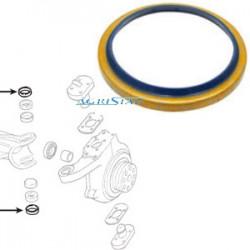 Łącznik wału przedniego napędu Ford New Holland 8160 8260 8360 8560 TM11 115 120 125 130 135 140 Fiat M100 Case MXM 120 130 135