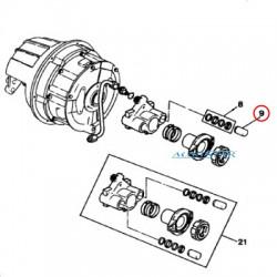 KLI1021 Sprężarka klimatyzacji