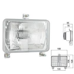 LIN1250 Przegub linki gazu ręcznego Case