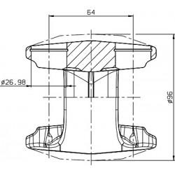 SUP1601 Elektryczna pompka paliwowa