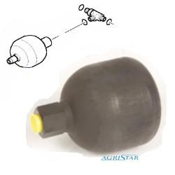 Elektrozawór cewka gadzenia pompy wtryskowej 24V Case 821 521D CX130 Hyundai R225-7 R220-5 O&K Cummins 24V 3991625, 3358076 SA-4