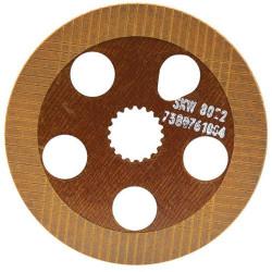 HAM7054 Tłok sprężarki wabco STD