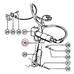 ELE4523 Czujnik wody w paliwie