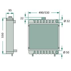 ELE2039 Rozrusznik 12 V / 2,7 KW (z przekładnią)