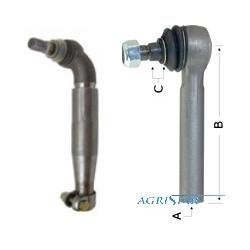 UKI1505 Przegub kierowniczy poziomy M20P-M18P