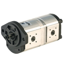 HYD1206 Pompa hydrauliczna 22,5+11cm