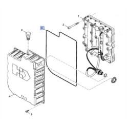 Odciąg automatyczny boczny stabilizator sprężyna ramion łap John, Deere 6100 6200 6300 6400 6600 6800 6900 6810 6910 6920 6930