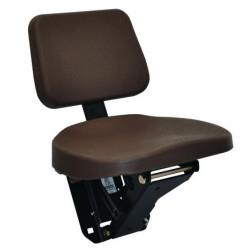 Małe boczne siedzenie pasażera John Deere fotel 6100 6200 6300 6400 6500 6600 6700 6800 AL159655 AL173569 RE219337 AL114321
