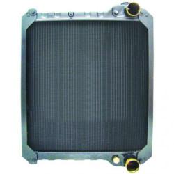 SUC1043 Chłodnica wody Case I.H. MX100, MX110, MX120, MX135, MX150 135691A3, 135690A3, 244295A1
