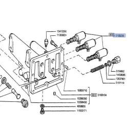 Pompa wody wodna cummins XCMG JCB Fastrack KOMATSU WA380-5 PC300 HYUNDAI Solbus Solcity