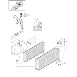 SCY1037 Kpl. Zestaw naprawczy 02925623 Deutz