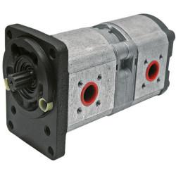 HYD1261 Pompa hydrauliczna 19+11cm3 Fendt 0510665375