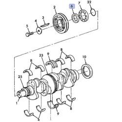 SCY1038 Kpl. zestaw naprawczy silnika 02910303 Deutz
