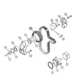cewka elektrozaworu wałka przekaźnika wom Case,MX80, MX90, MX100, MX110, MX120, MX135, MX150, MX170, Mc Cormick MC mtx 190639A1
